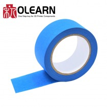 Resistant High Temperature Polyimide Adhesive Blue Heat Tape 48mm*30m