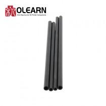 Carbon Fiber Tube For 3D Printer Length 18cm/20cm Manipulator Parallel Push Rod Carbon Fiber Tube