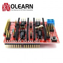 CNC Shield Expansion Board CNC Motor Drive Module For 4 Stepper Motor