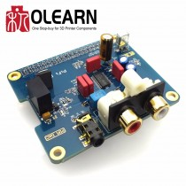 Pifi Digital DAC+HIFI Digital Audio Card for Raspberry Pi B + 2B