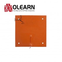 Silicon Rubber Heat Bed For CR10 3D Printer 220V 750W