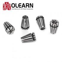 ER20 Precision Collet Chuck For CNC Milling Cutter 13 pieces per lot