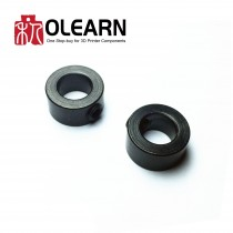 Openbuilds Smooth Black Lock Collar With 8mm Bore For T8 Lead Screw