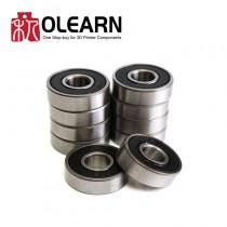 V Groove Ball Bearings 625-2RS 5*16*5mm For CNC V Slot Wheel Kits