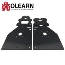 CNC machine Parts Aluminum OX CNC Plates for CNC Router