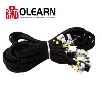 Update Kit Extension Cable Kit About Length 1m / 3.28ft For CR / CR-10S Series 3D Printer