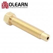 3D Printer Extruder Brass Lengthen Nozzle 0.4mm Caliber