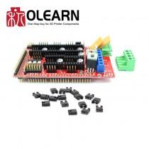 Reprap 3D Printer Part Ramps1.4 Control PCB Board