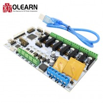 MKS Rumba ALL In One Mainboard Integrated Motherboard Compatible MKS TFT Display